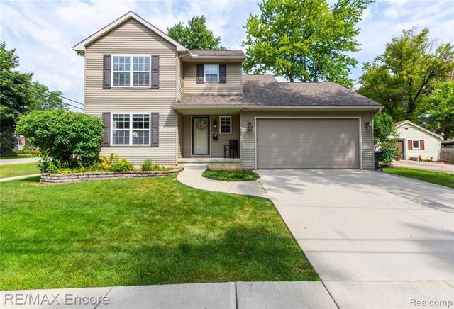 244 W Shadbolt St, Lake Orion, MI 48362 (MLS #R219085311) :: The Toth Team