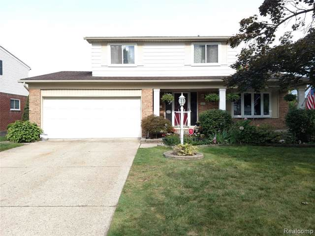 36642 Jackman Dr, Sterling Heights, MI 48312 (MLS #R219085376) :: The Toth Team