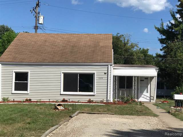 119 Beyne St, Mount Clemens, MI 48043 (MLS #R219085383) :: Berkshire Hathaway HomeServices Snyder & Company, Realtors®