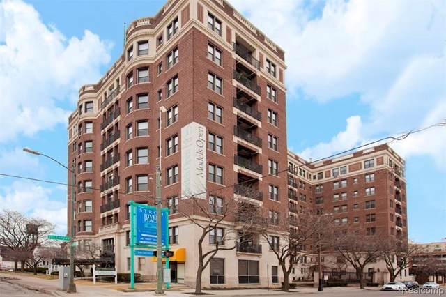2900 E Jefferson Ave, Detroit, MI 48207 (MLS #R219085389) :: Berkshire Hathaway HomeServices Snyder & Company, Realtors®