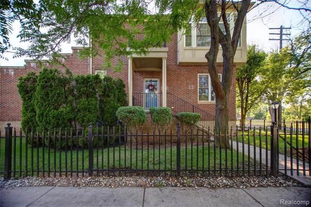 7346 Saint Paul St, Detroit, MI 48214 (MLS #R219085391) :: Berkshire Hathaway HomeServices Snyder & Company, Realtors®