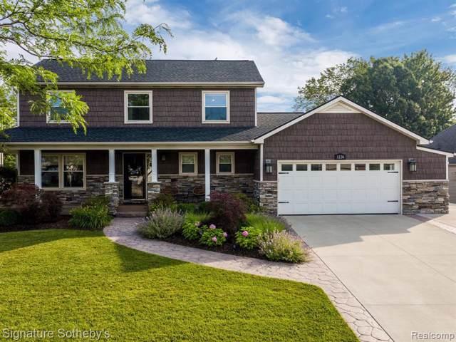 1236 Baywood Cir, Brighton, MI 48116 (MLS #R219085398) :: Berkshire Hathaway HomeServices Snyder & Company, Realtors®