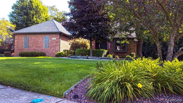 55844 Nickelby  S, Shelby, MI 48316 (MLS #R219085452) :: The Toth Team