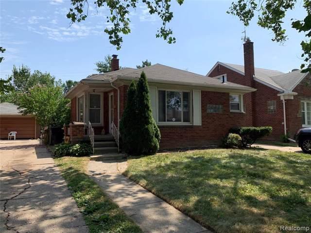 19128 Cheshire St, Grosse Pointe, MI 48236 (MLS #R219085488) :: Berkshire Hathaway HomeServices Snyder & Company, Realtors®