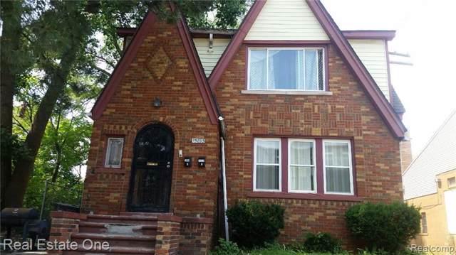15895 Cloverlawn St, Detroit, MI 48238 (MLS #R219085523) :: Berkshire Hathaway HomeServices Snyder & Company, Realtors®