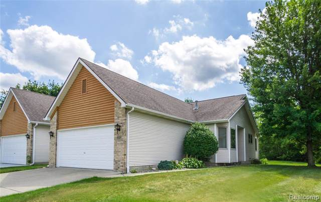 9374 Isabella Ln, Davison, MI 48423 (MLS #R219085680) :: The Toth Team
