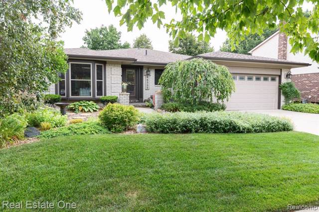44585 Forest Trail Dr, Canton, MI 48187 (MLS #R219085759) :: Tyler Stipe Team | RE/MAX Platinum