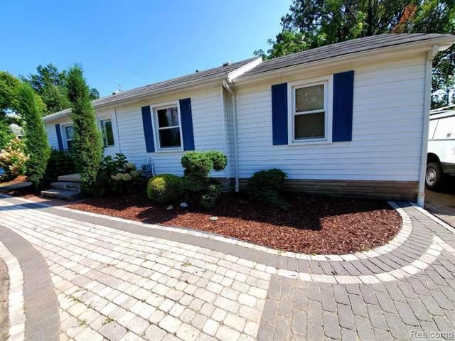 24485 West Rd, Flat Rock, MI 48134 (MLS #R219085815) :: Berkshire Hathaway HomeServices Snyder & Company, Realtors®