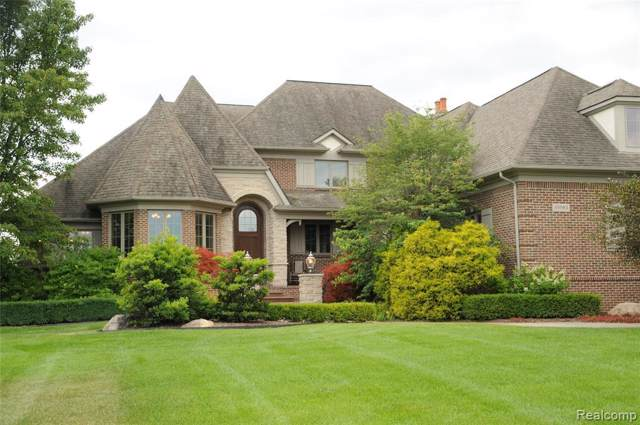69983 Wildflower Ln, Glr Out Of Area, MI 48065 (MLS #R219086180) :: The Toth Team