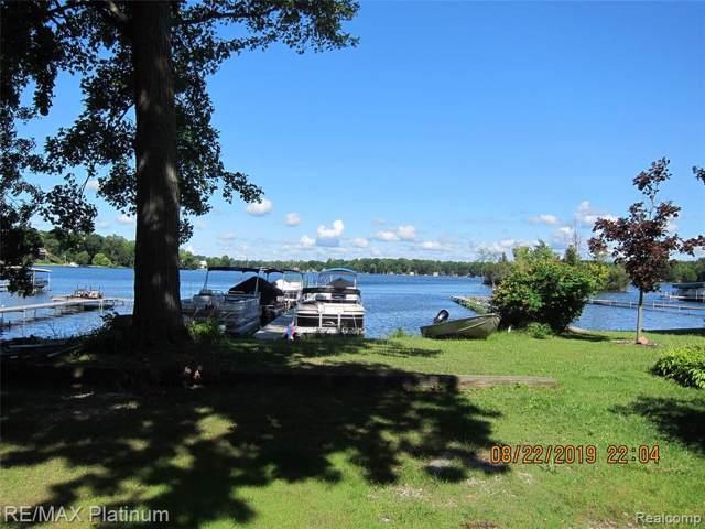 0 Bob White Beach Blvd, Whitmore Lake, MI 48189 (MLS #R219086230) :: Tyler Stipe Team | RE/MAX Platinum
