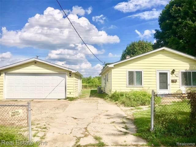 1030 Kettering Ave, Pontiac, MI 48340 (MLS #R219086383) :: The Toth Team