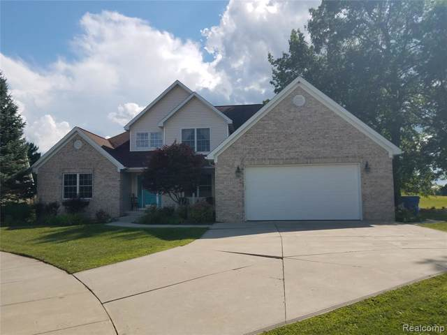 267 Golfside Dr, Lapeer, MI 48446 (MLS #R219086498) :: The Toth Team
