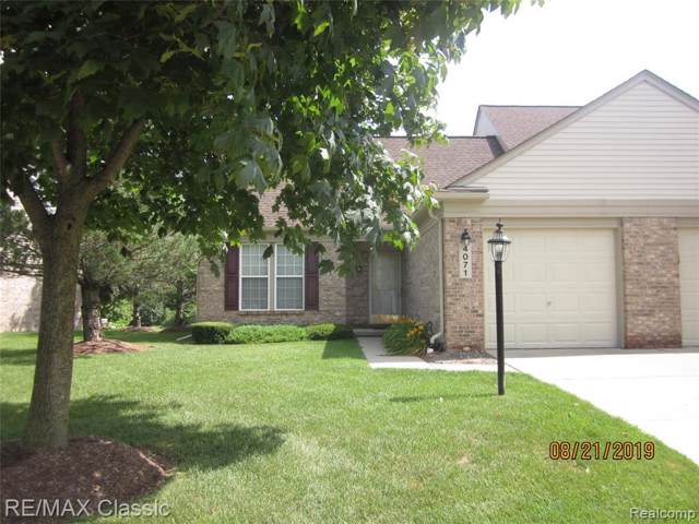 4071 Hunters Cir E, Canton, MI 48188 (MLS #R219086746) :: Tyler Stipe Team | RE/MAX Platinum