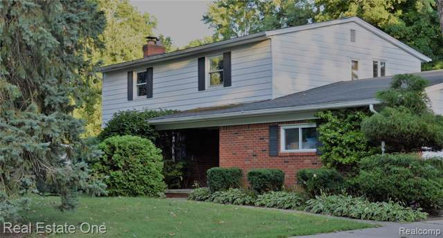 6334 Candler Dr, Utica, MI 48316 (MLS #R219086761) :: Berkshire Hathaway HomeServices Snyder & Company, Realtors®