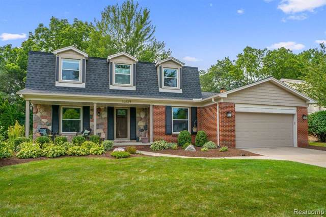 10129 N Canton Center Rd, Plymouth, MI 48170 (MLS #R219086876) :: Tyler Stipe Team | RE/MAX Platinum