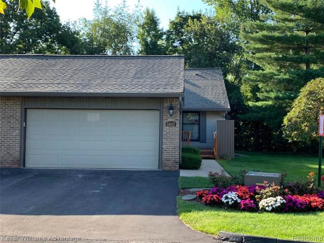 14112 Meadow Hill Lane Ln, Plymouth, MI 48170 (MLS #R219086894) :: Tyler Stipe Team | RE/MAX Platinum