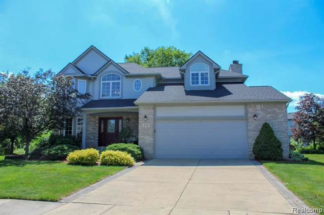 858 Morning Dove Crt, Canton, MI 48188 (MLS #R219086896) :: Tyler Stipe Team | RE/MAX Platinum