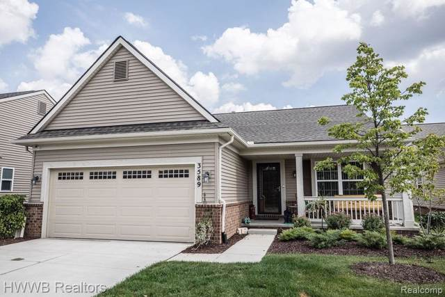 3589 W Madison Ave, Lake Orion, MI 48359 (MLS #R219086958) :: The Toth Team