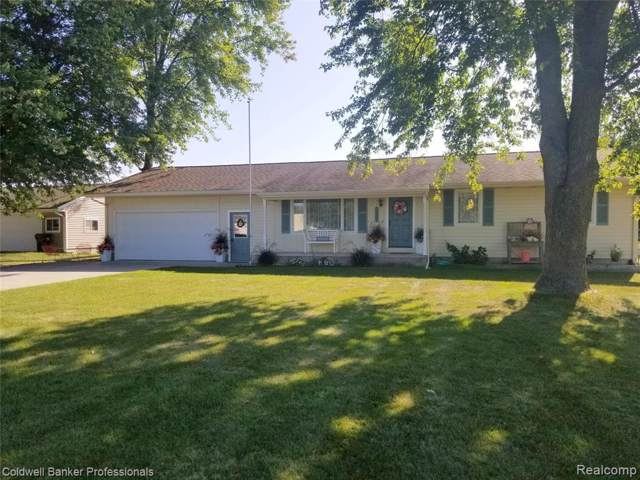 12407 Ruppert Rd, Perry, MI 48872 (MLS #R219087080) :: The Toth Team