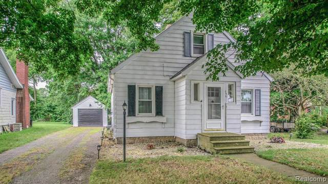 134 East Ave, Grass Lake, MI 49240 (MLS #R219087093) :: Berkshire Hathaway HomeServices Snyder & Company, Realtors®