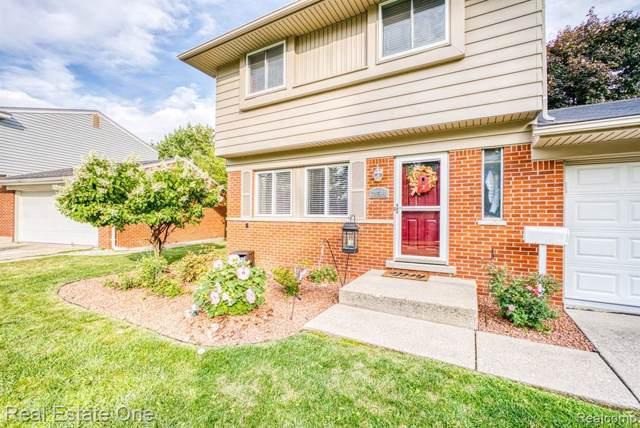 38500 Monterey St, Sterling Heights, MI 48312 (MLS #R219087128) :: Berkshire Hathaway HomeServices Snyder & Company, Realtors®