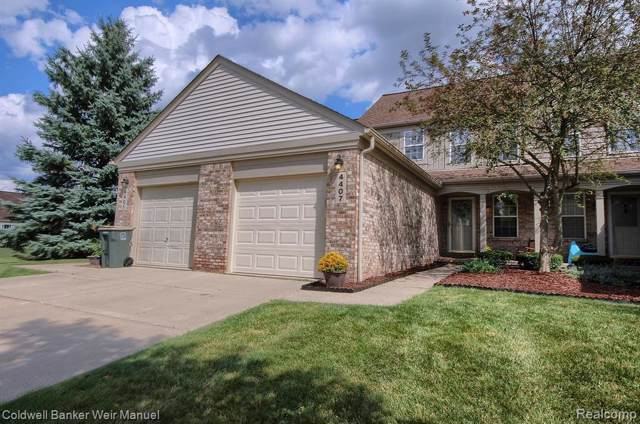 4407 Hunters Cir W, Canton, MI 48188 (MLS #R219087253) :: Tyler Stipe Team | RE/MAX Platinum