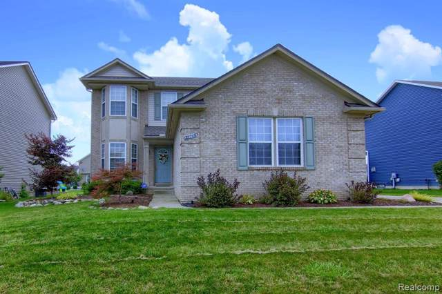 27709 Oriole Crt, Flat Rock, MI 48134 (MLS #R219089258) :: Tyler Stipe Team | RE/MAX Platinum