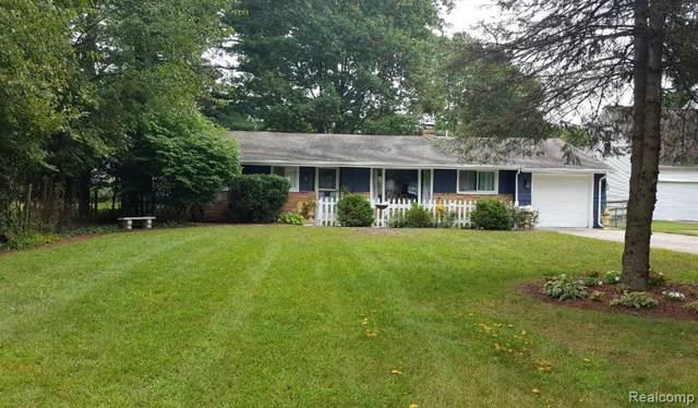 3405 Butternut St, Lambertville, MI 48144 (MLS #R219090316) :: Berkshire Hathaway HomeServices Snyder & Company, Realtors®