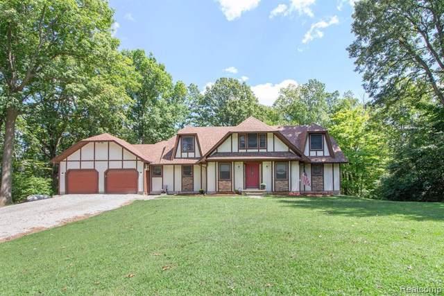 3418 Mentel Rd, Monroe, MI 48162 (MLS #R219090737) :: Berkshire Hathaway HomeServices Snyder & Company, Realtors®