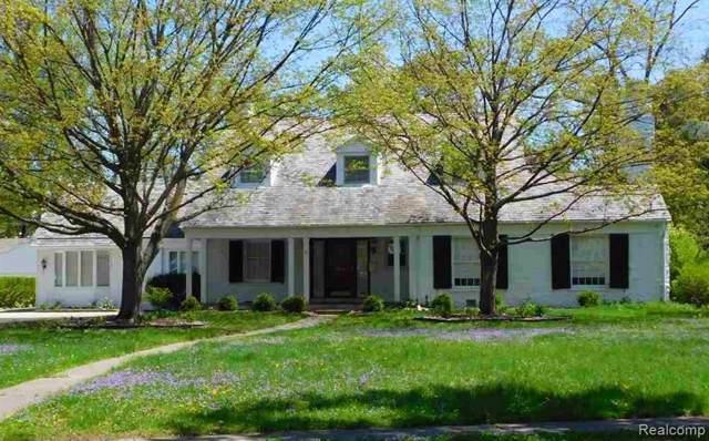 5 E Hannum Blvd, Saginaw, MI 48602 (MLS #R219091260) :: Berkshire Hathaway HomeServices Snyder & Company, Realtors®