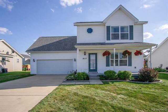 8117 Eagle Ridge Ln, Fowlerville, MI 48836 (MLS #R219091341) :: Berkshire Hathaway HomeServices Snyder & Company, Realtors®