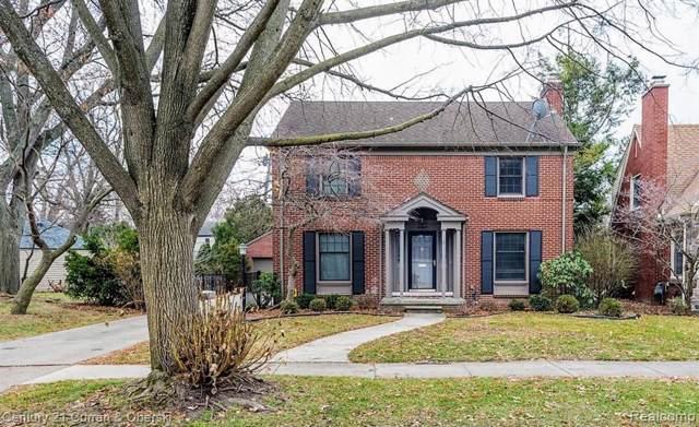 24427 Winona St, Dearborn, MI 48124 (MLS #R219092255) :: Berkshire Hathaway HomeServices Snyder & Company, Realtors®
