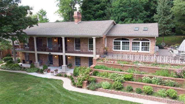 3883 Old Homestead Dr, Howell, MI 48855 (MLS #R219092691) :: Berkshire Hathaway HomeServices Snyder & Company, Realtors®