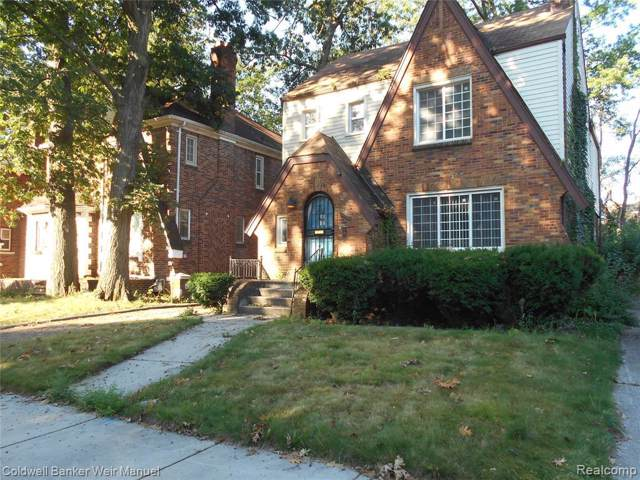 17581 Prairie St, Detroit, MI 48221 (MLS #R219092713) :: Berkshire Hathaway HomeServices Snyder & Company, Realtors®