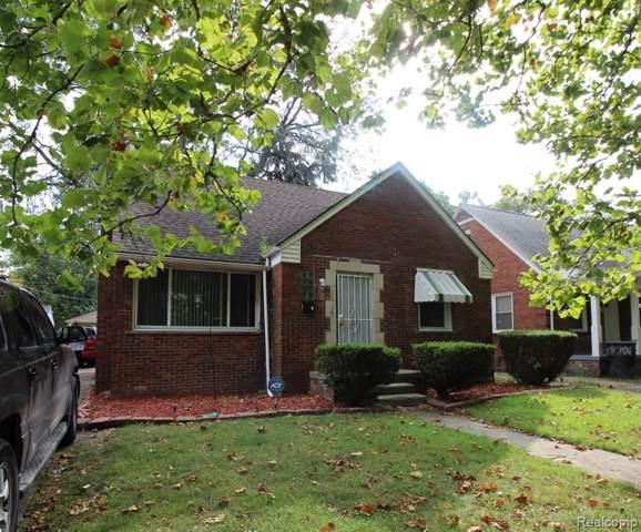 18706 Blackmoor St, Detroit, MI 48234 (MLS #R219093222) :: Berkshire Hathaway HomeServices Snyder & Company, Realtors®
