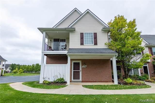 1326 Dufree Blvd, Howell, MI 48843 (MLS #R219093484) :: Berkshire Hathaway HomeServices Snyder & Company, Realtors®