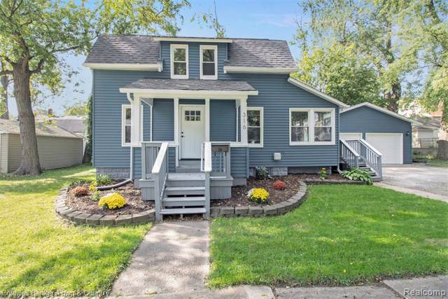 316 S Center St, Howell, MI 48843 (MLS #R219093769) :: The Toth Team