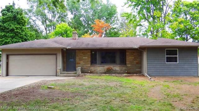 1291 Pius St, Saginaw, MI 48638 (MLS #R219094058) :: Berkshire Hathaway HomeServices Snyder & Company, Realtors®