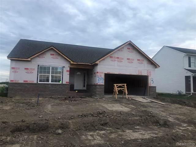 2053 Carson Ln, Monroe, MI 48126 (MLS #R219094092) :: Berkshire Hathaway HomeServices Snyder & Company, Realtors®