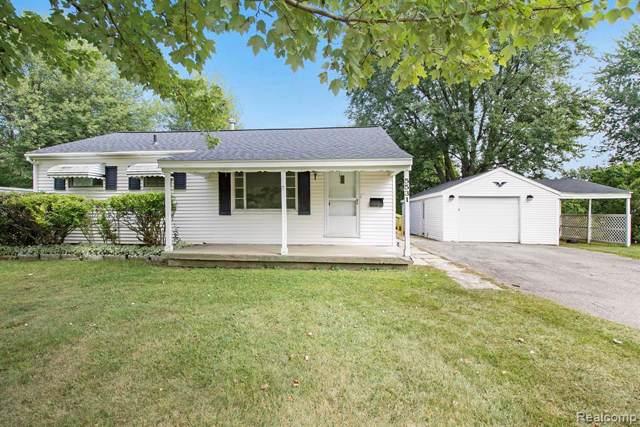 5531 Belsay Rd, Grand Blanc, MI 48439 (MLS #R219094299) :: Berkshire Hathaway HomeServices Snyder & Company, Realtors®
