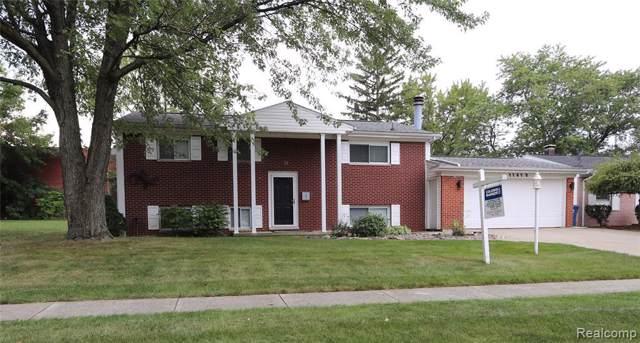 11512 Hazel Ave, Grand Blanc, MI 48439 (MLS #R219094401) :: Berkshire Hathaway HomeServices Snyder & Company, Realtors®