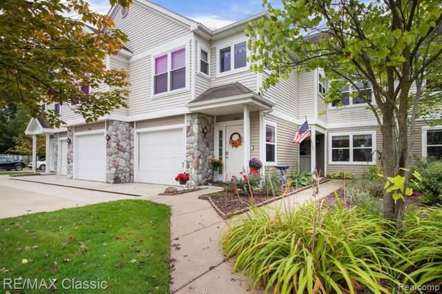 760 Fieldstone Cir W, Chelsea, MI 48118 (MLS #R219094409) :: Berkshire Hathaway HomeServices Snyder & Company, Realtors®