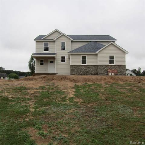 7713 Hidden Circle Dr, Byron, MI 48418 (MLS #R219094519) :: Berkshire Hathaway HomeServices Snyder & Company, Realtors®