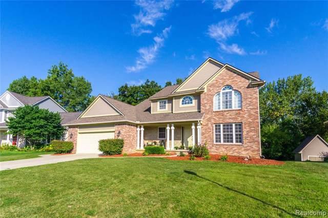 708 Shell Bark Crt, Grand Blanc, MI 48439 (MLS #R219094527) :: Berkshire Hathaway HomeServices Snyder & Company, Realtors®