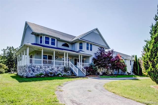 545 W Newburg Rd, Carleton, MI 48117 (MLS #R219094657) :: Berkshire Hathaway HomeServices Snyder & Company, Realtors®