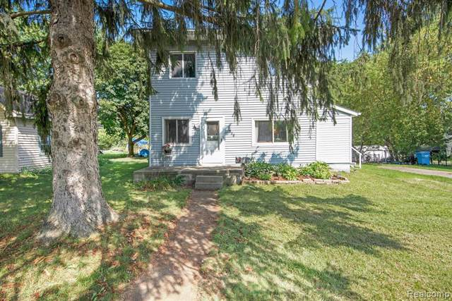 512 Factory St, Howell, MI 48843 (MLS #R219094870) :: The Toth Team