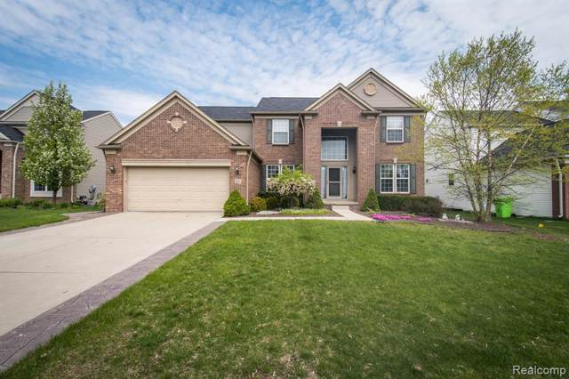 4087 Falmouth Ln, Howell, MI 48843 (MLS #R219095072) :: Berkshire Hathaway HomeServices Snyder & Company, Realtors®