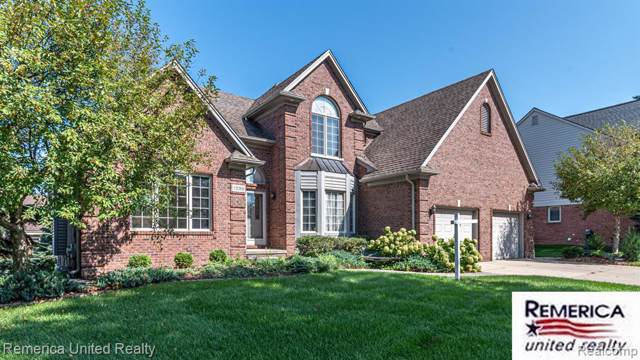 1295 Tulberry Cir, Rochester, MI 48306 (MLS #R219095171) :: The Toth Team