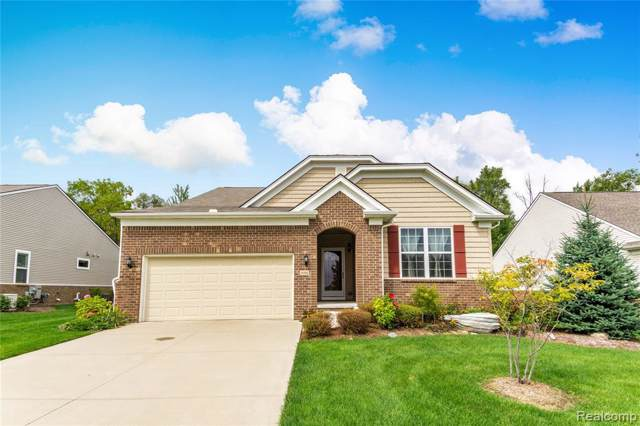 9356 Pine Valley Dr, Grand Blanc, MI 48439 (MLS #R219095295) :: The Toth Team