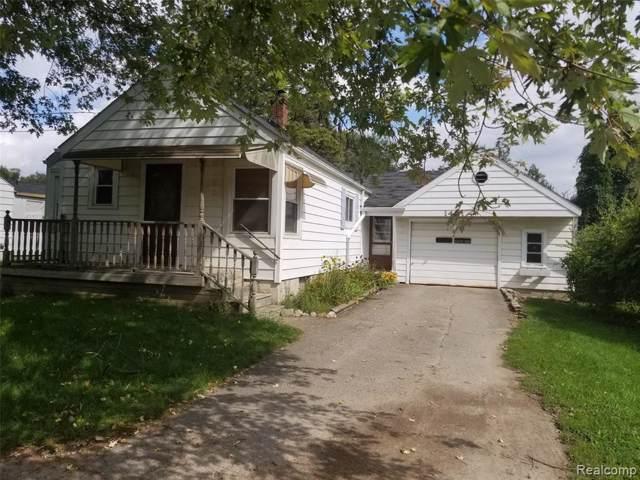 1431 S Belsay Rd, Burton, MI 48509 (MLS #R219095423) :: Berkshire Hathaway HomeServices Snyder & Company, Realtors®